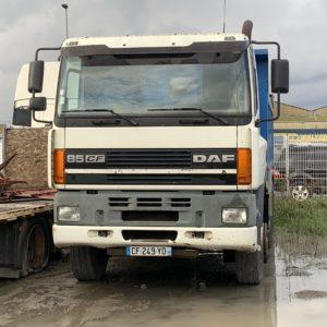Camion DAF Blanc 58CF