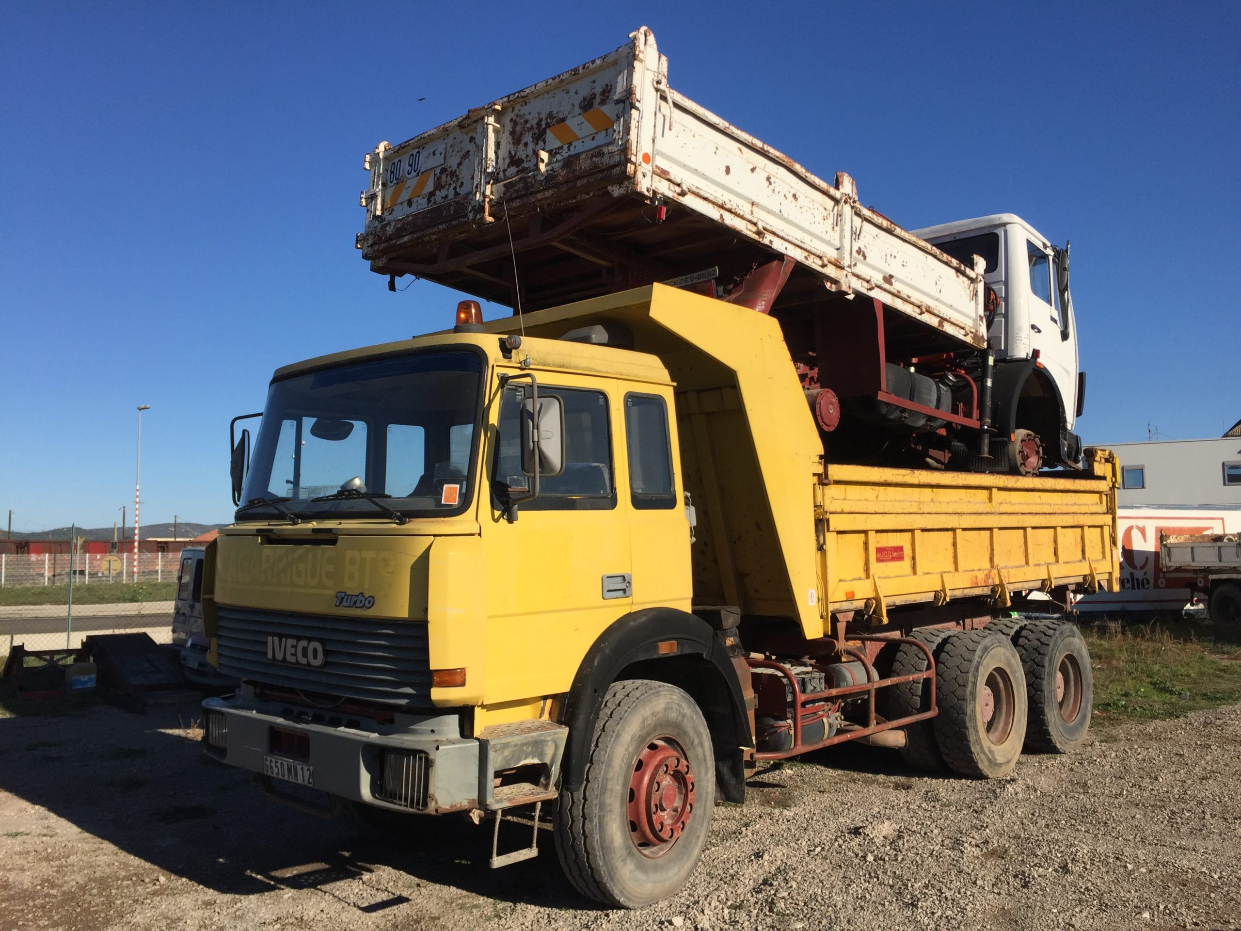 Chargement camion 24