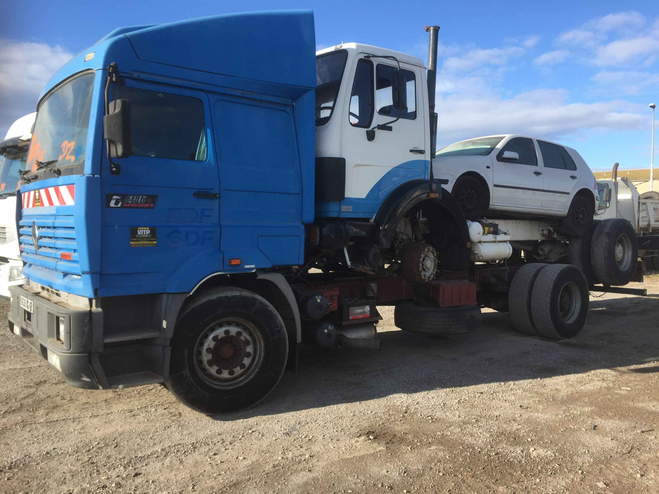 Chargement camion 17