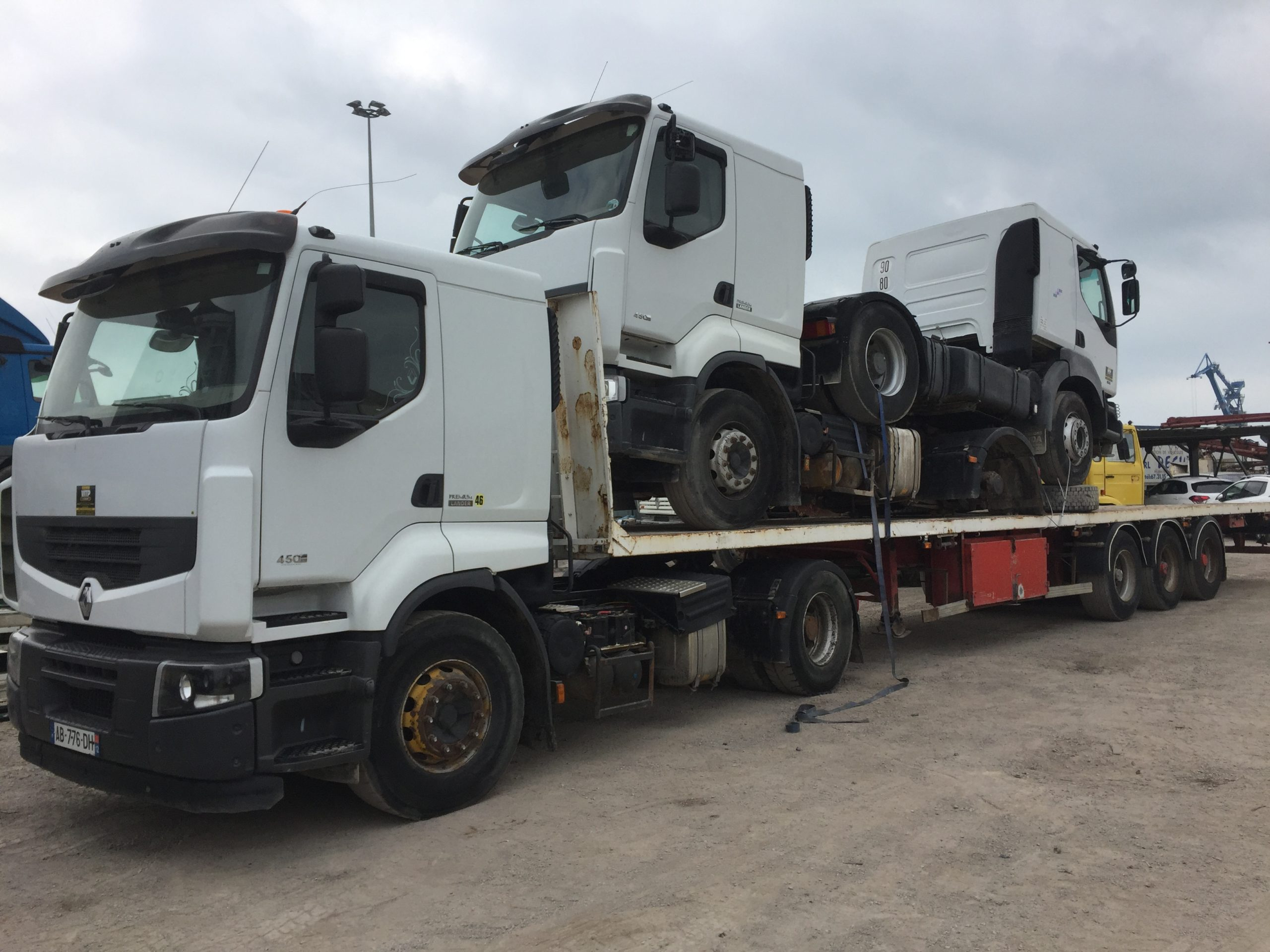 Chargement camion 11