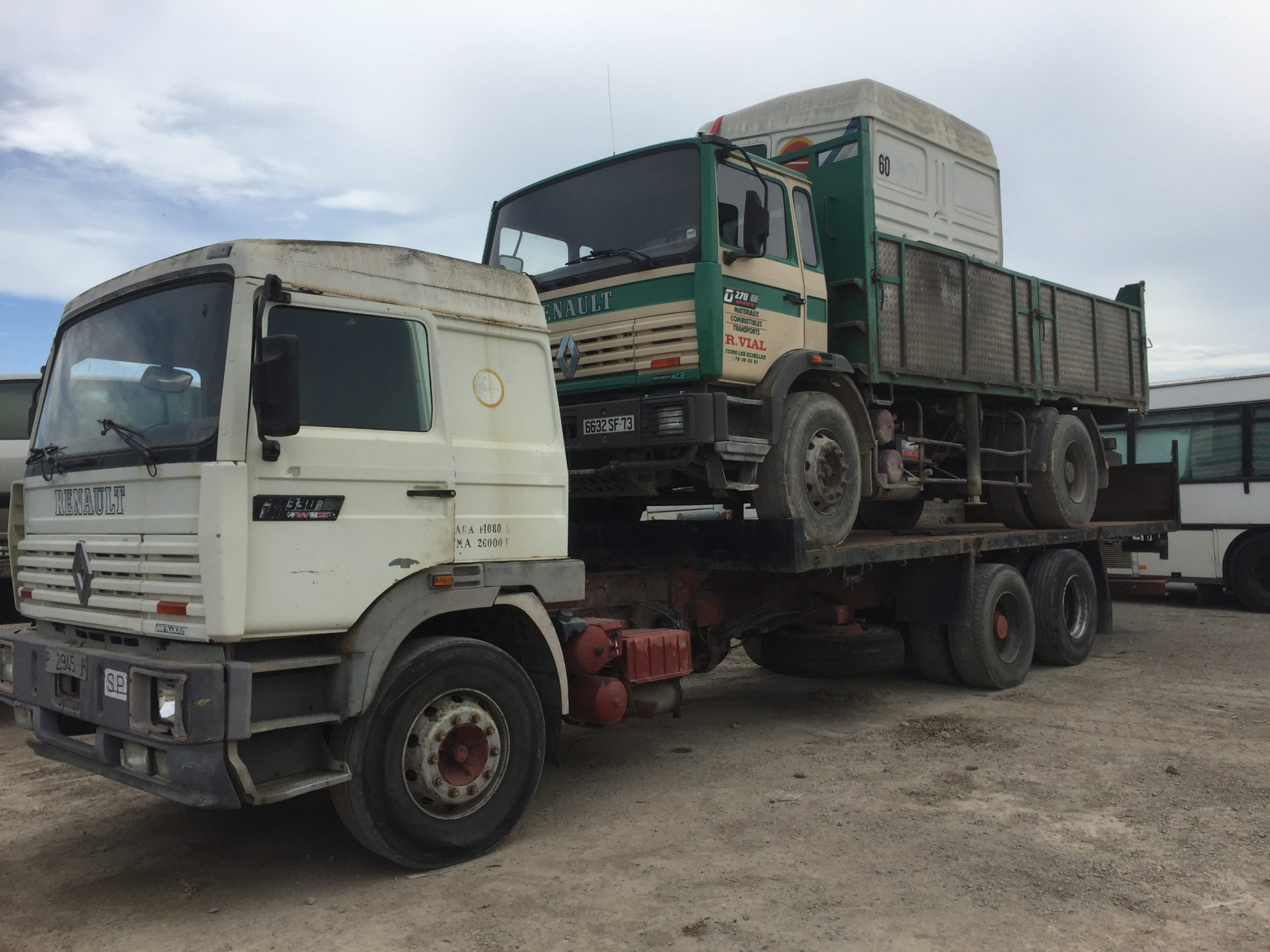 Chargement camion 9