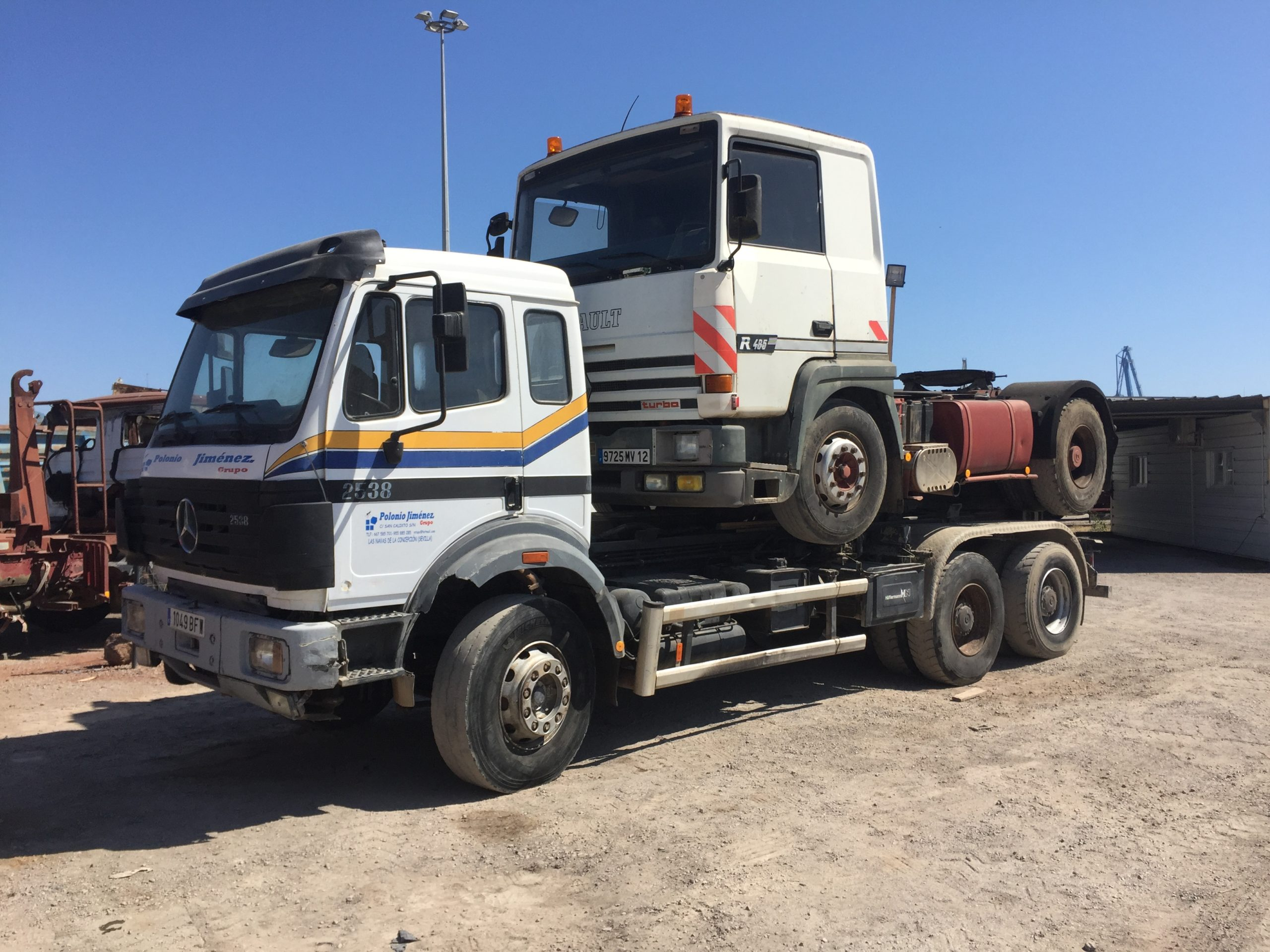 Chargement camion 6